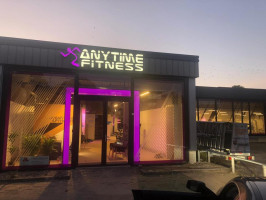 Entree Anytime Fitness